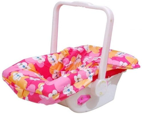 ROCKBURG Multipurpose (10 in 1) Baby Carry Cot/Baby Bouncer with Mosquito Net and Sun Shade