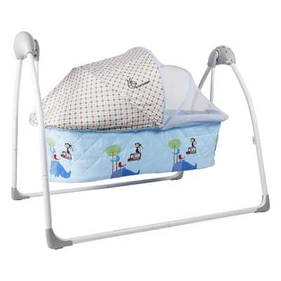 baby cradle automatic swing