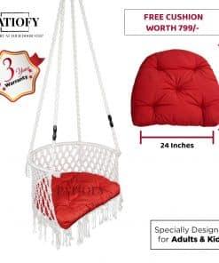 Patiofy Premium Swing for balcony