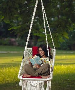 Patiofy Hanging Swing chair for home