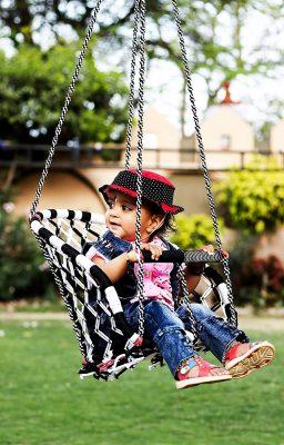 Baby Cradle Hanging