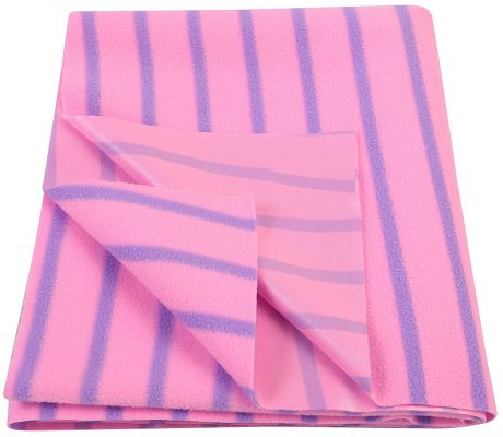 Striped Quick Dry Sheets