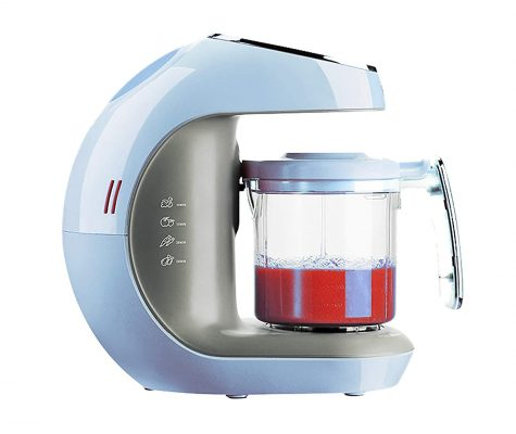 Kiddable Baby Food Blender with Grinder