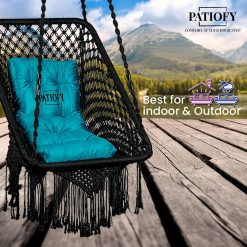 Patiofy Cotton Swing Chair India