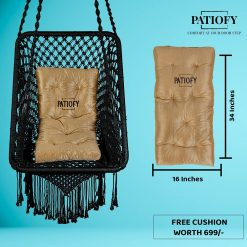 Patiofy Hanging Outdoor Swing Chair for Sale India