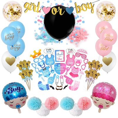 baby shower function decoration at home