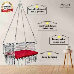 Double Seater Swing Chair